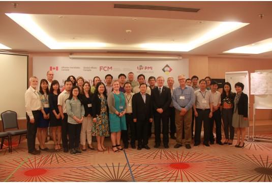 Chương trình PMI LED: Hội thảo tham vấn các bên liên quan tại Việt Nam