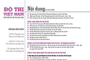Ấn phẩm số 18, tháng 5/2010