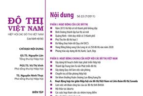 Ấn phẩm số 22, tháng 7/2011