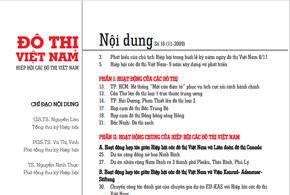 Ấn phẩm số 16, tháng 11/2009