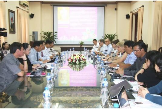 Thành phố Cao Lãnh là đối tác chính của Chương trình PMI-LED