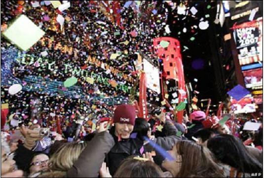 Cách đón mừng năm mới của các nước trên Thế giới
