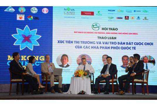 Mekong Connect 2019: Bắt mạch xu hướng thị trường, định hướng cho nông sản ĐBSCL