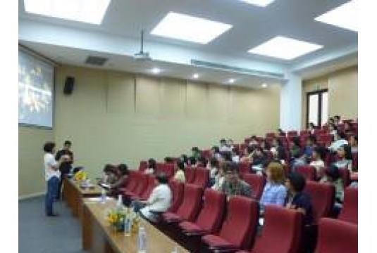 Hội thảo và khóa tập huấn Kiến trúc sư cộng đồng