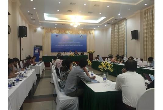 """Triển khai dự án """"Củng cố công tác quản lý và thực hiện Quỹ phát triển Cộng đồng (CDF) thông qua Hiệp hội các đô thị Việt Nam"""""""