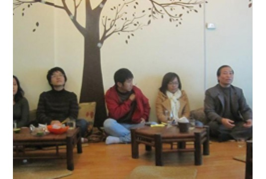 """Hoạt động YP - chương trình """"Gặp mặt giao lưu chia sẻ kinh nghiệm hỗ trợ phát triển cộng đồng nghèo"""" ngày 18/12/2011"""