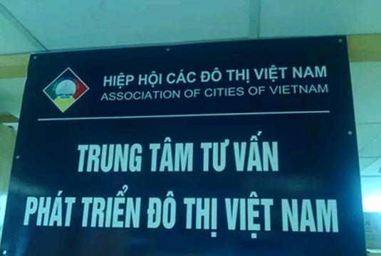 Thành lập Trung tâm Tư vấn Phát triển đô thị Việt Nam (CCVUD)