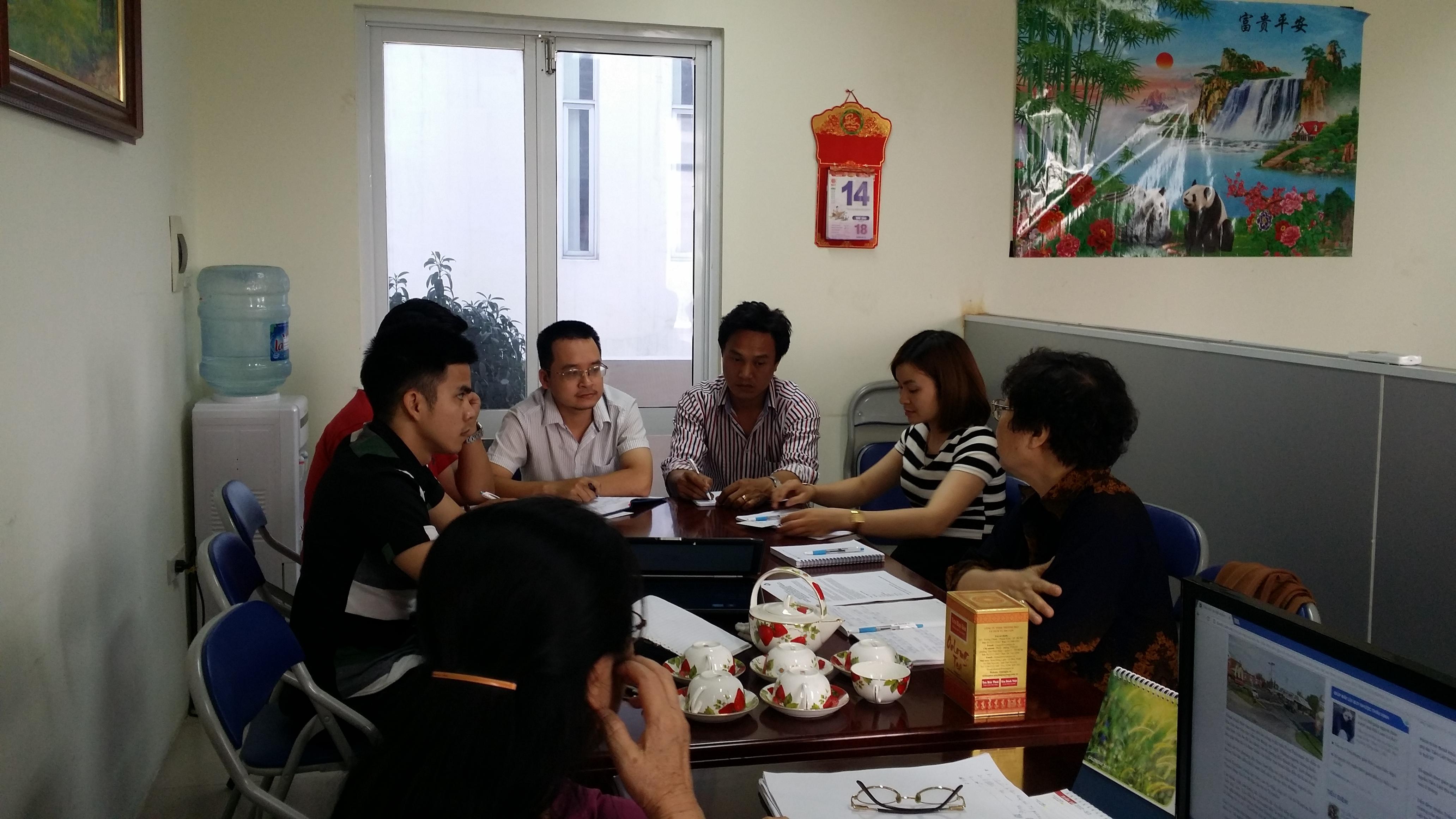 Nghiên cứu đánh giá và xác định nhu cầu đào tạo nâng cao năng lực cho Trung tâm Tư vấn phát triển đô thị Việt Nam