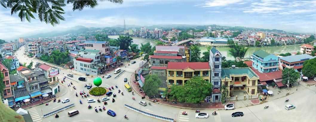Thành phố Cao Bằng hiện nay