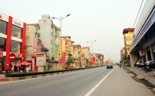 Thành lập thành phố Phúc Yên thuộc tỉnh Vĩnh Phúc