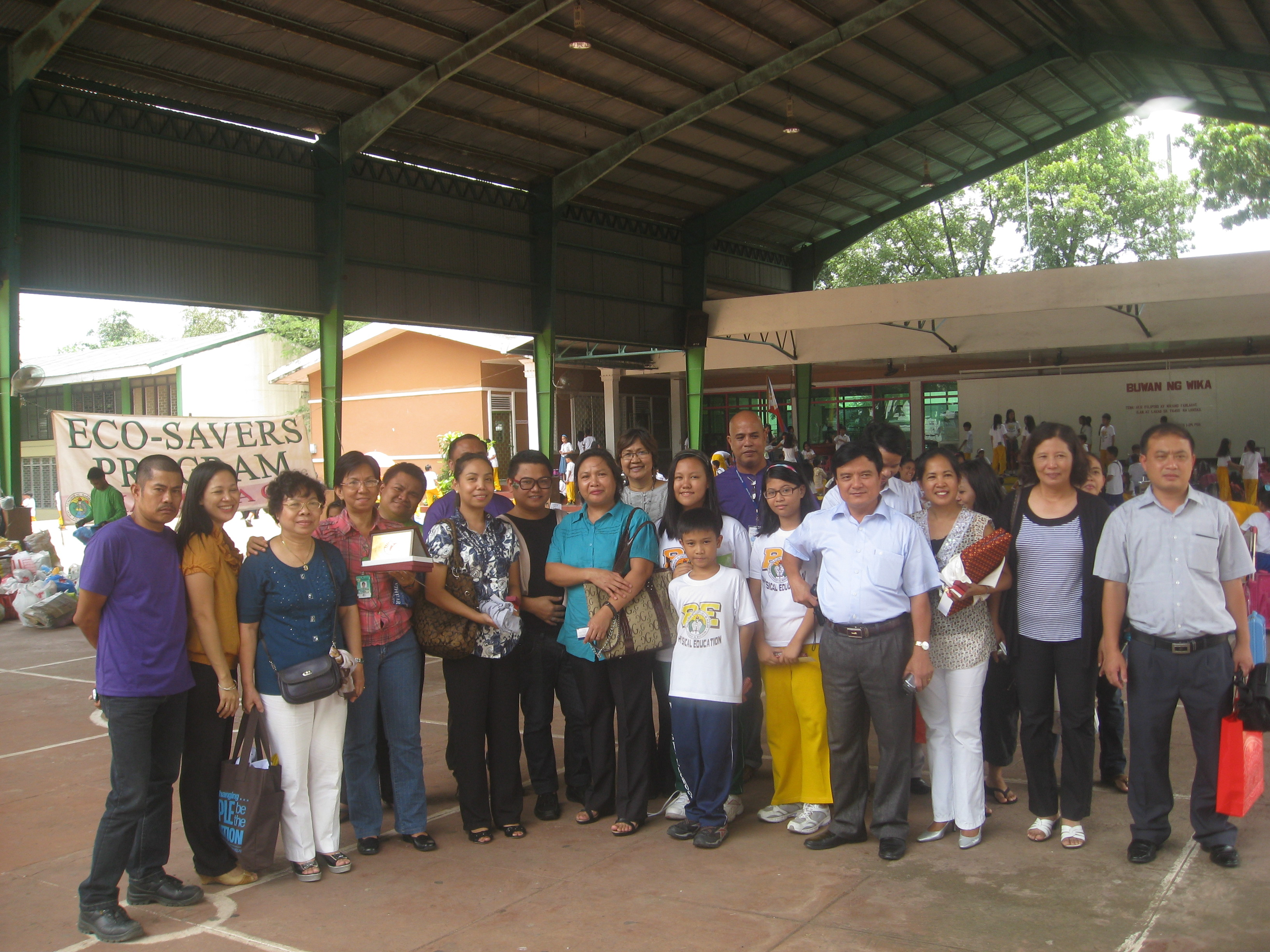 study visit of vinh degosea